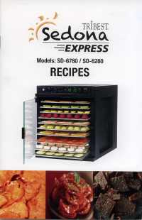 The Sedona Express recipe Booklet