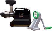 The solostar 3 Dual Stage Single Auger Juicer